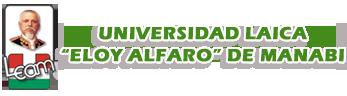"UNIVERSIDAD LAICA ""ELOY ALFARO"" DE MANABI"